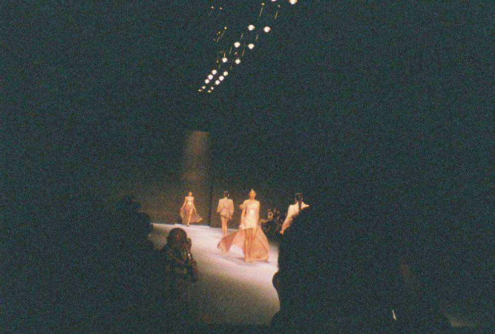 Philippine Fashion Week with the Diana Mini Leopard