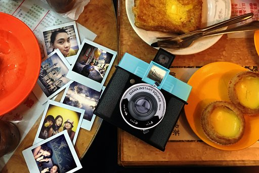 Pre-order the Diana Instant Square and Get a Free Lomography Light Painter!