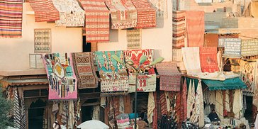 Around the World in Analogue: A Month in Morocco