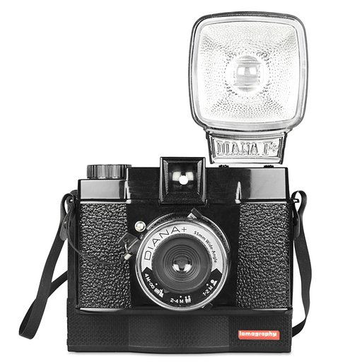 Introducing The Diana F+ Instant 55mm Camera!