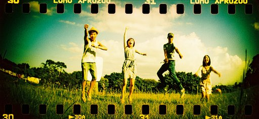The Lomography Hipshot Showdown: Sprockets, Rock It!