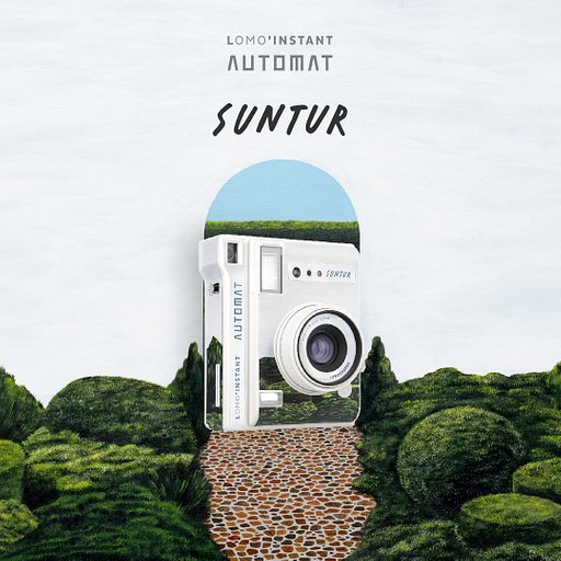 Say Hello to the Lomo'Instant Automat Camera and Lenses Suntur Edition!