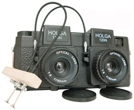 Holga Stereo 3D: A New Dimension of Awesomeness.