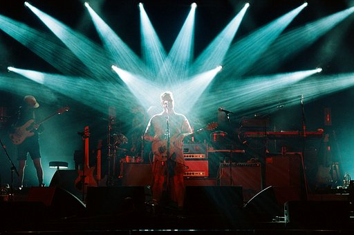 James Joiner on Photographing Modest Mouse with Lomography Films