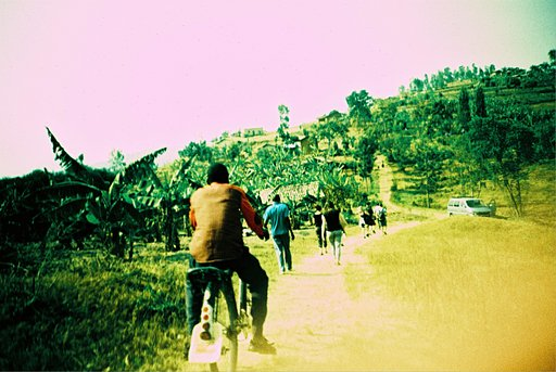 Around the World in Analogue: Rwanda