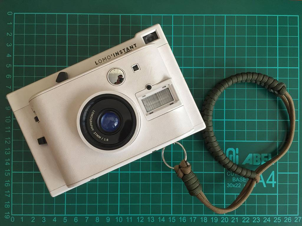 Lomography Tutorials: Adjustable Fishtail Camera Strap