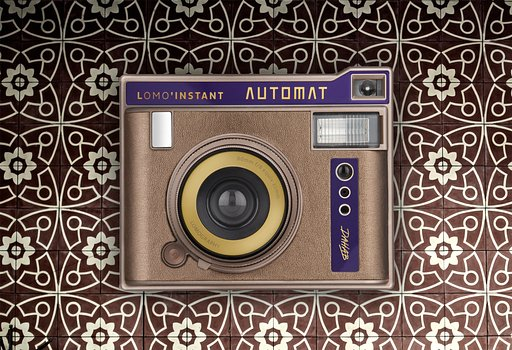 Introducing the Lomo'Instant Automat Dahab