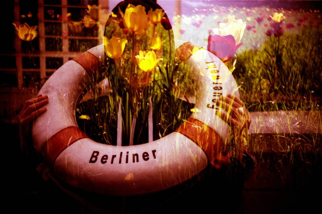 The Lomo LC-A Goes to Berlin