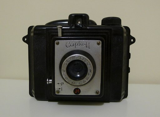 Capta II: An Old Spanish Beauty