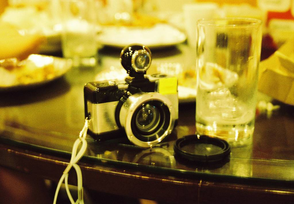 Love at First Lomo: My Trusty Fisheye No. 2