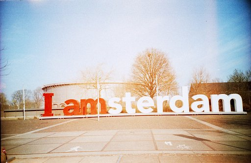 Amsterdam LomoWall competition!
