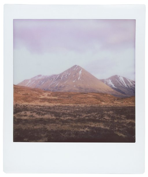 Sarah Longworth: Scottish Landscapes with the Lomo'Instant Square