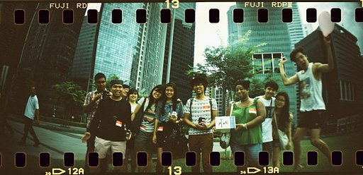 Workshop Highlights: One Hot Frame at a Time LomoKino Workshop
