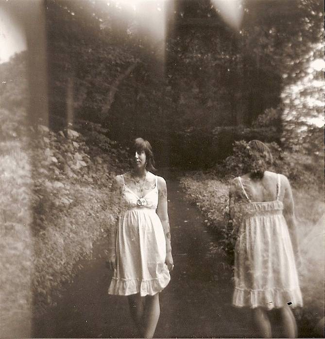 Ashley Burress: Dreaming With Instant Films