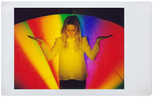 Pixelstick + Lomo'Instant: Take Light Painting to the Next Level
