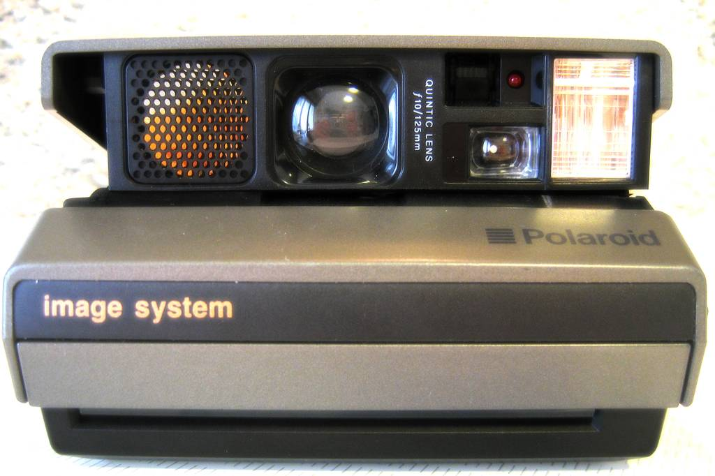 Polaroid Spectra (Image System)