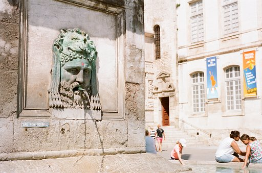 Places to Go for Traveling Lomographers: Arles