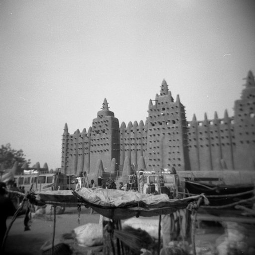 Djenné, City of Mud (Mali, Africa)