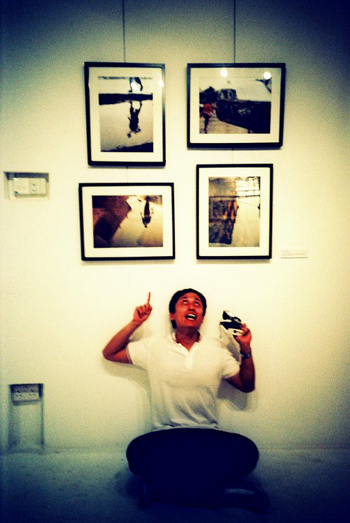 My First Digital Photo Exhibition in 2011