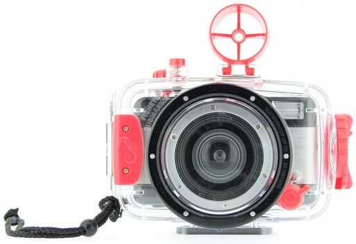 Capture Underwater World with Fisheye Submarine!