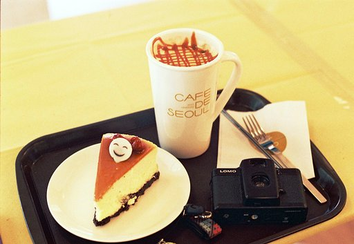 Caffeinated Haunts: Cafe De Seoul (Taft Avenue, Manila)