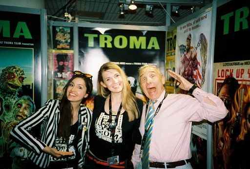LomoAmigo Lloyd Kaufman and Troma Entertainment!
