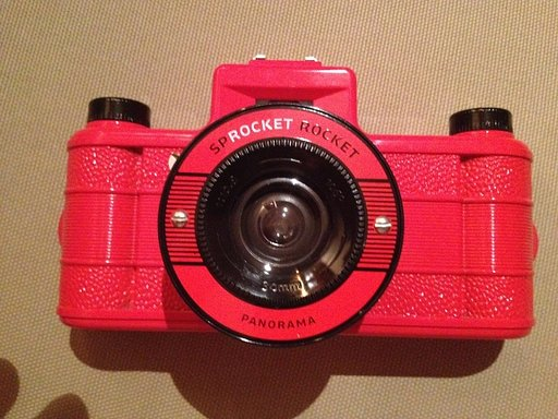 Sprocket Rocket: Afffordable Gateway to the Panorama World