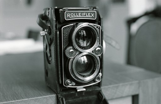 Rolleiflex Medium Format: A Companion for Many Years