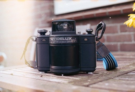 Widelux 1500: A Whole Lotta Camera