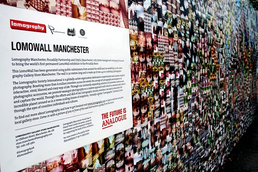 LomoWall Manchester Launches With a Bang!
