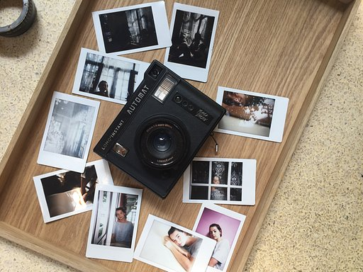 Auto-mode On with The Lomo'Instant Automat