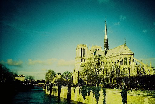 All The World's A Stage: Notre Dame de Paris