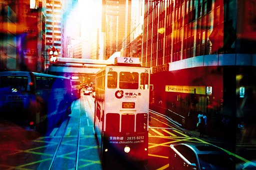 The Lomo LC-A+ Goes To Hong Kong