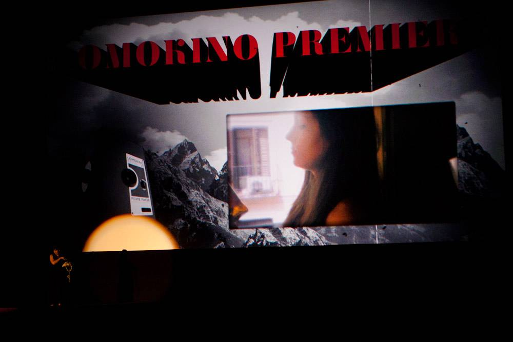 More than movies at the LomoKino Premiere 2012!