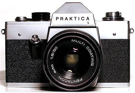 Praktica l a deserving piece of east german history · lomography