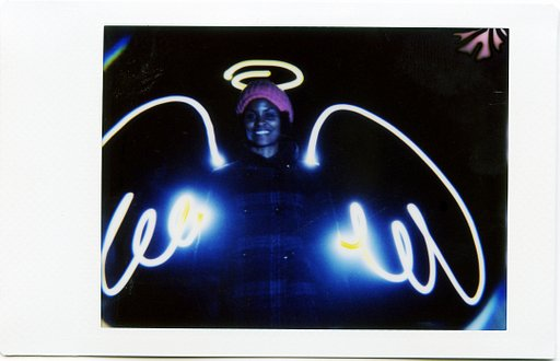 Re-Cap of Festival of Lightpainting at the Lomography Gallery Store LA!