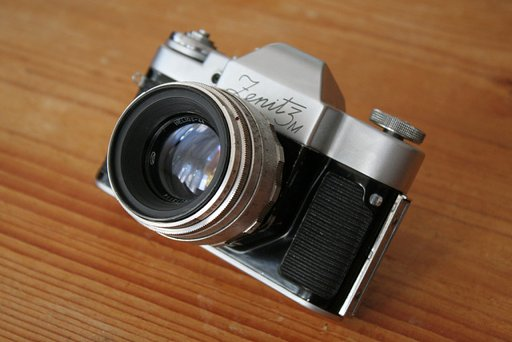 The Zenit 3M: Sputnik-Era Snapper