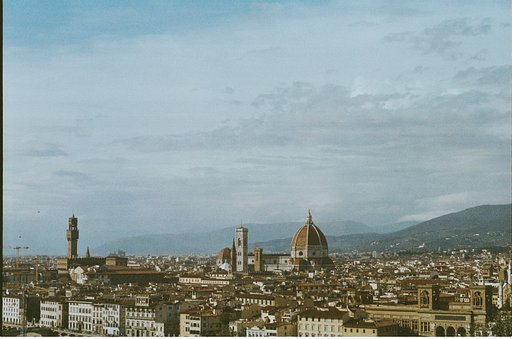 Around the World in Analogue: Florence, Italy