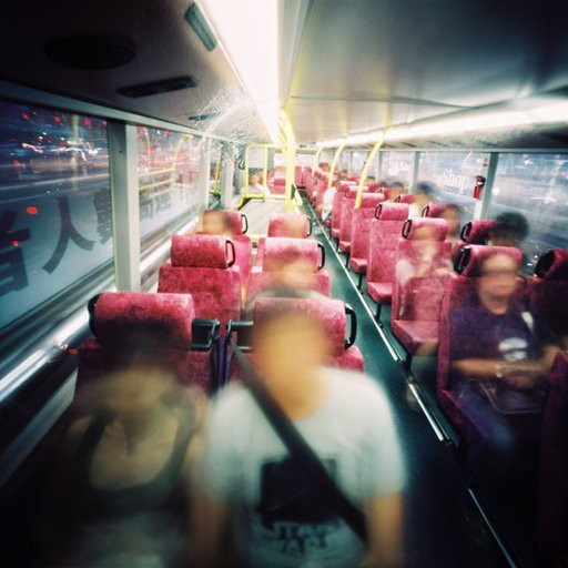 Fly-On-The-Wall Photography with Diana F+