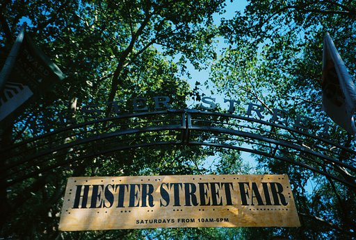 Workshop Highlights: Hester Street Fair Walking Tour