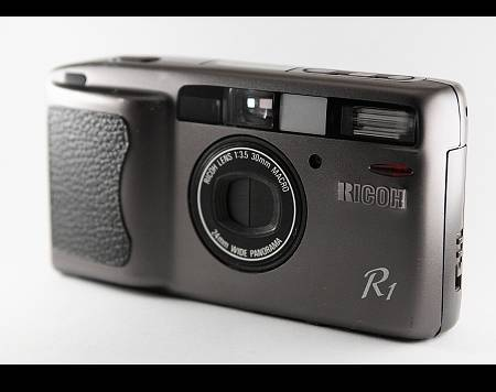 The Ricoh R1: The Wide Angle Wonder