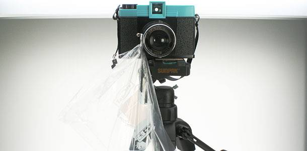 Diana F+ Modification: Exposure Timer