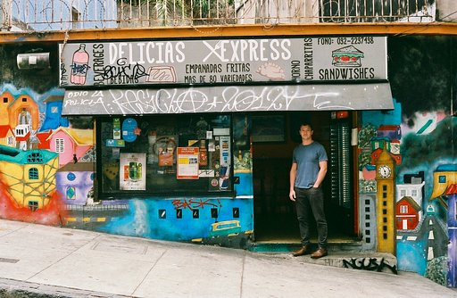 Around the World in Analogue: Valparaíso, Chile