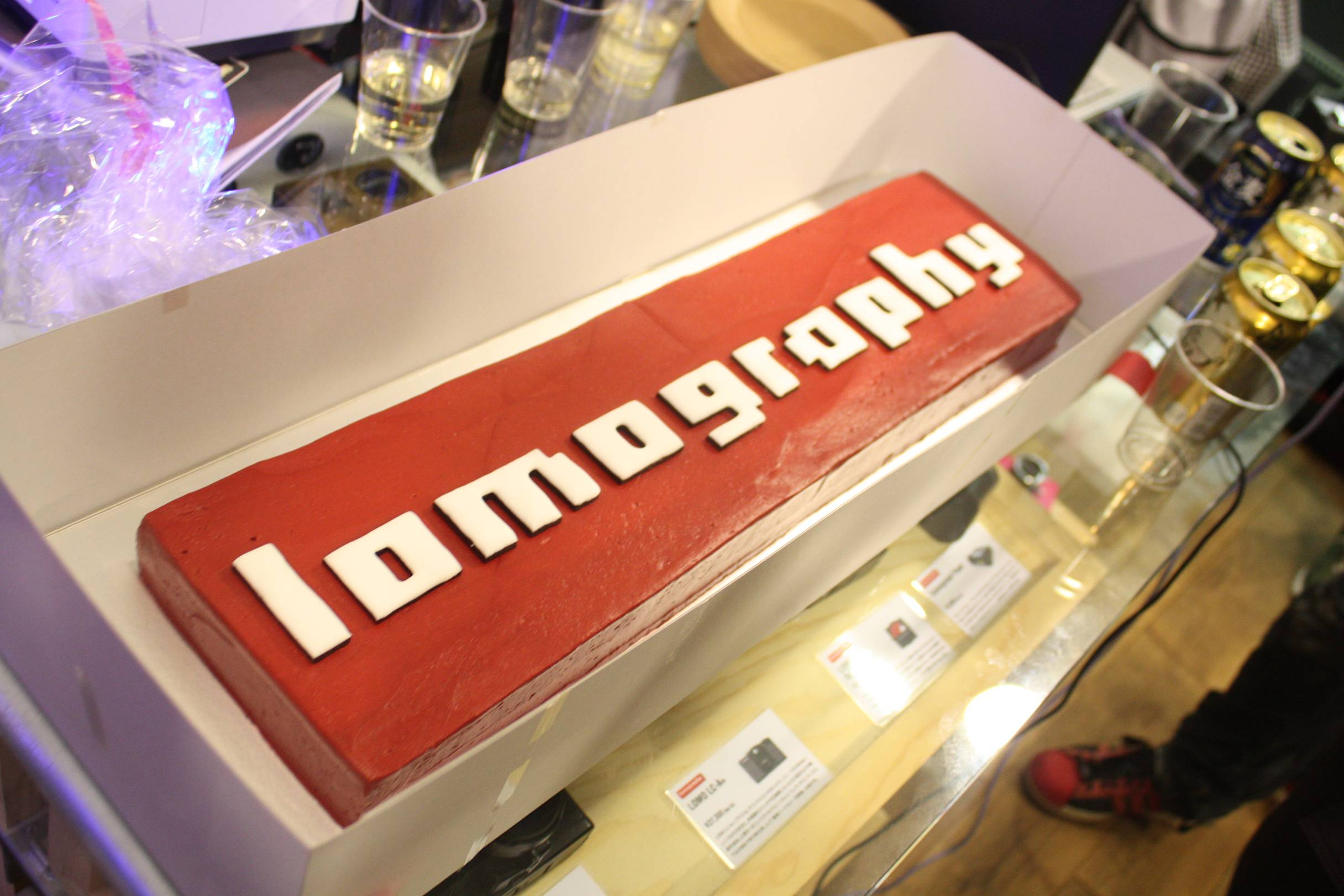 Lomography gallery store tokyo 1st anniversary party!! · lomography