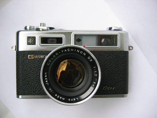 The Yashica Electro 35 GSN: A Review