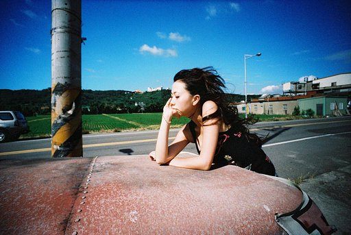 Lomo LC-Wide Lover: Jennifer Su