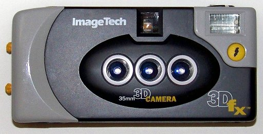 ImageTech 3D fx: Three-Eyed Alien Mutant Camera
