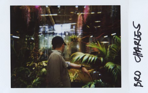 The Daily Grind: Lomo'Instant Automat and Franz Navarrete
