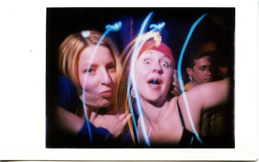 Crazy Party Snaps Taken with the Lomo LC-A+ Instant Camera