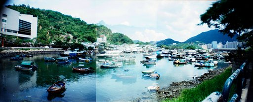 Long Fish! La Sardina Panoramas
